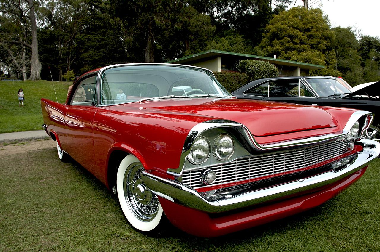 1958 Chrysler Windsor    Owner Chuck Cushner In His Own Words