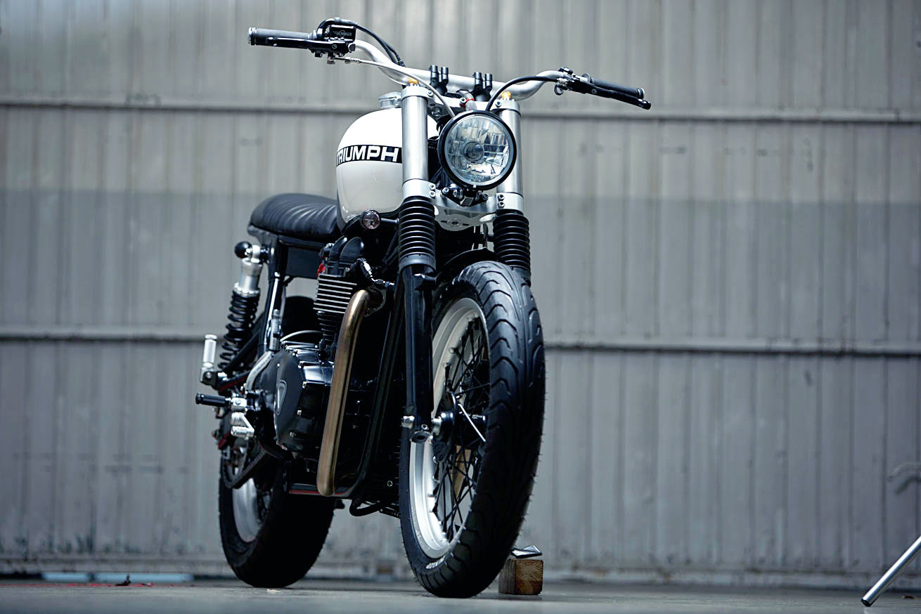 1985 BMW R80 The Mutant By Ironwood Motorcycles