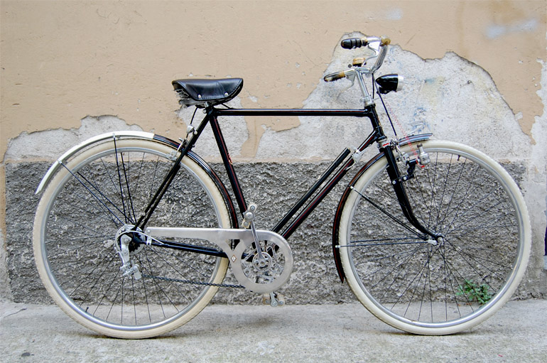 1940 Ancora Bicycle :: My Old Bicycle :: Franco Spernicelli (1)
