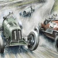Bonhams Goodwood Revival Sale :: Speed Posters