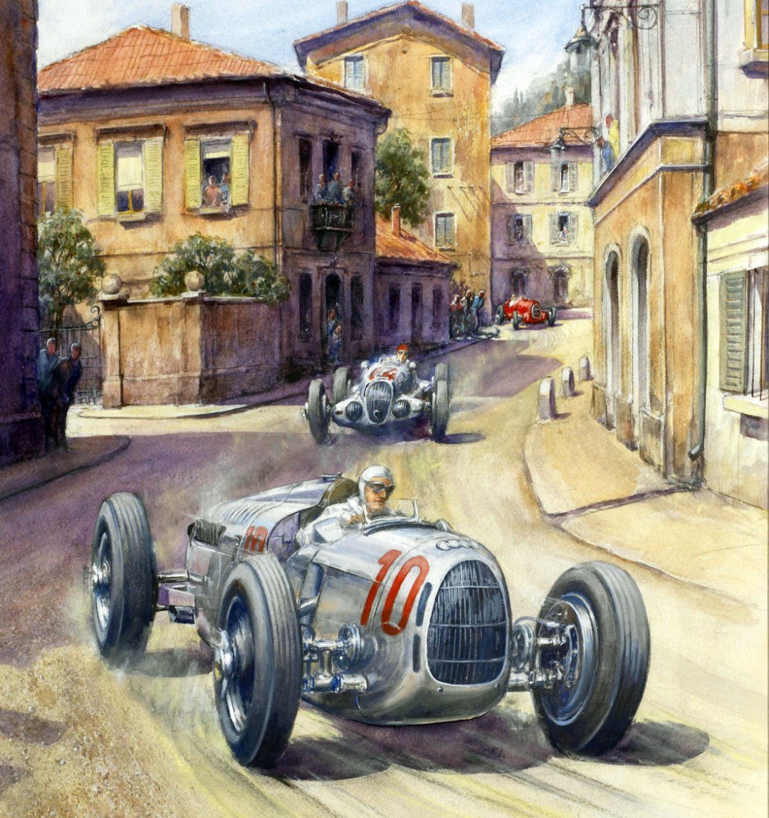 Michael Wright :: 1937 Coppa Acerbo