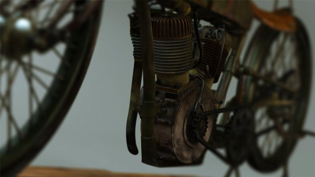 1915 Harley Davidson Board Track Racer :: By Chris Carranza (4)