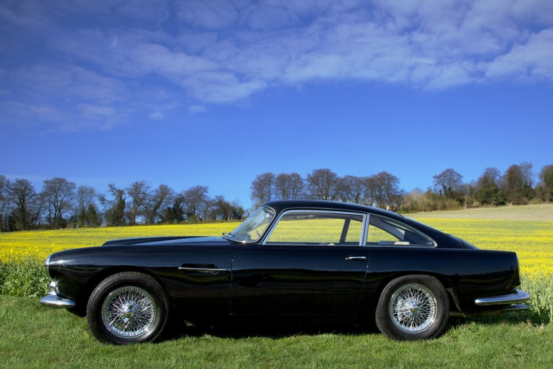 1960 The Aston Martin DB4 (7)