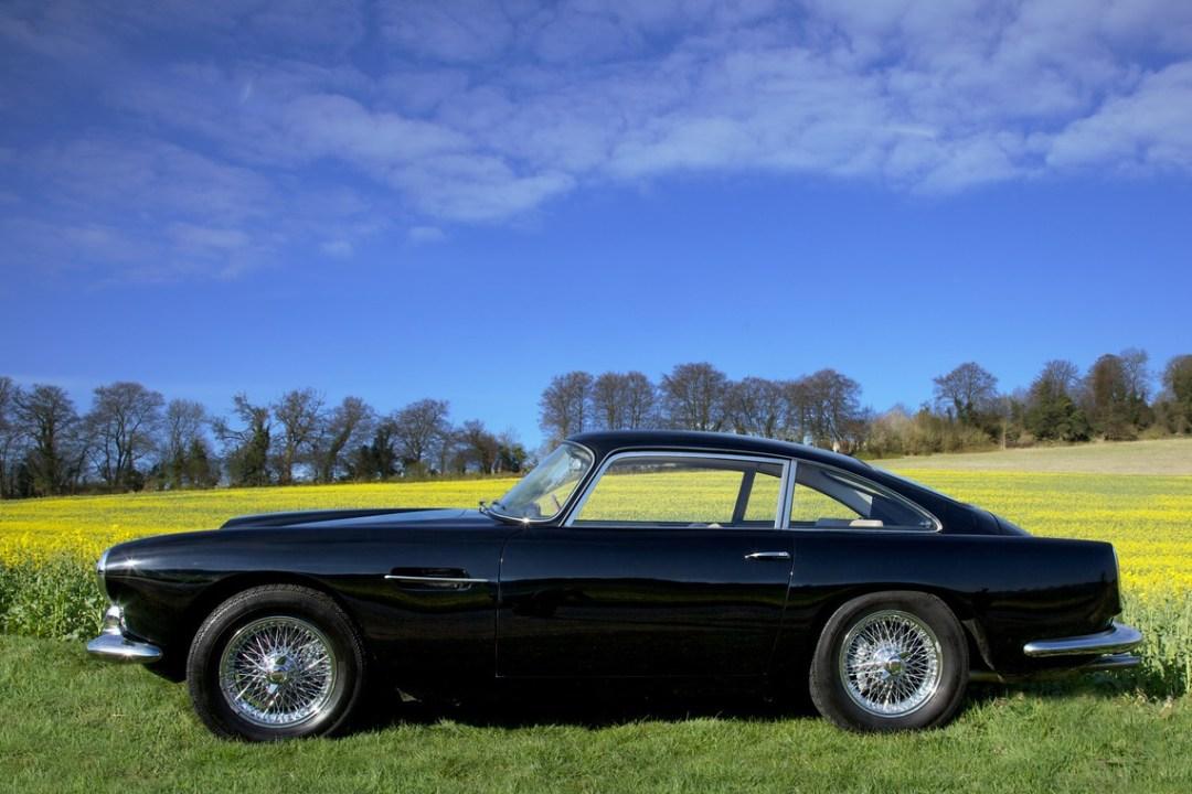 1960 The Aston Martin DB4 (7)
