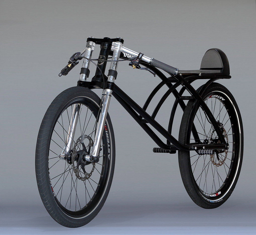 The Yasujiro Speedbike :: Asphalt Gravity Concept Bike (3)