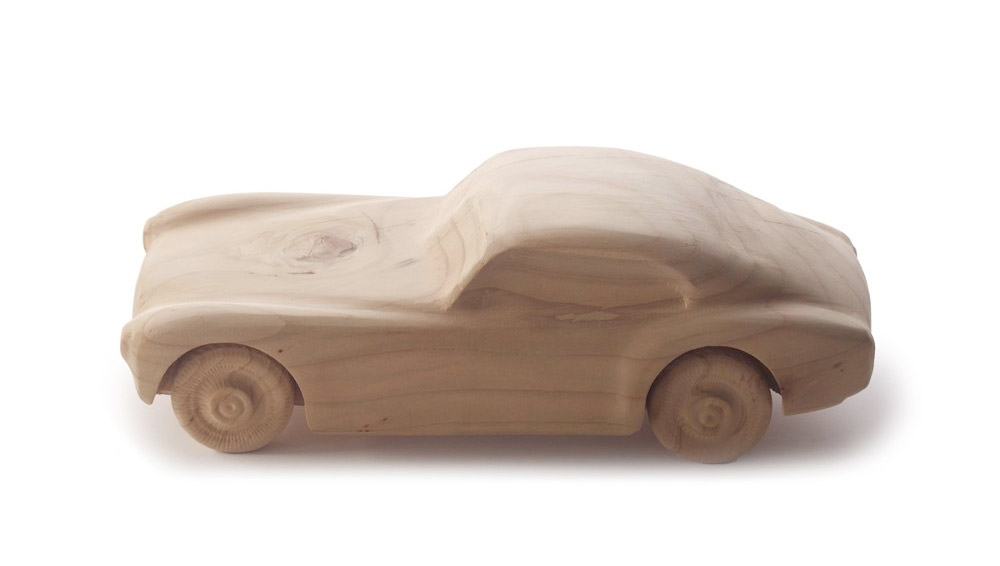 Wood Models From Pininfarina - CISITALIA-202