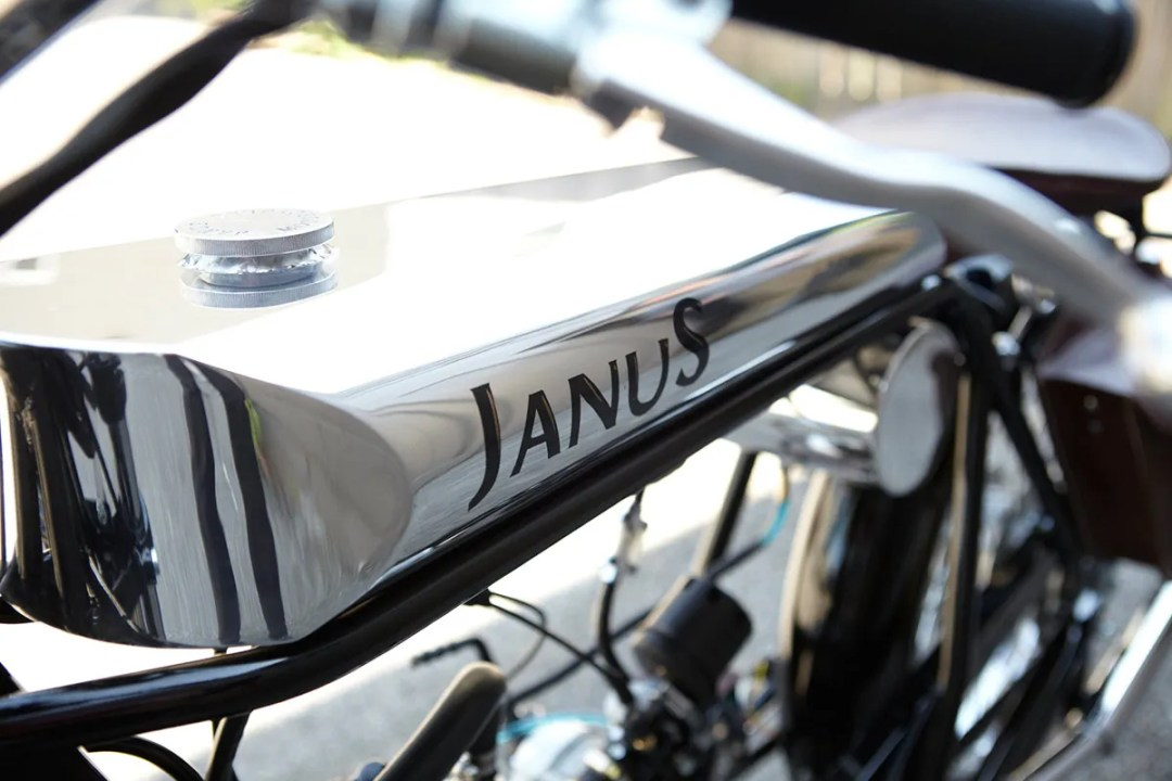 Janus Motorcycles :: Interview with Richard Worsham