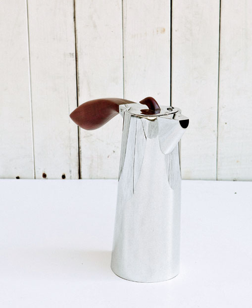 Runner-Up: Home Kaminer Haislip: Silver Coffee Pot, Charleston, SC (est. 2005)