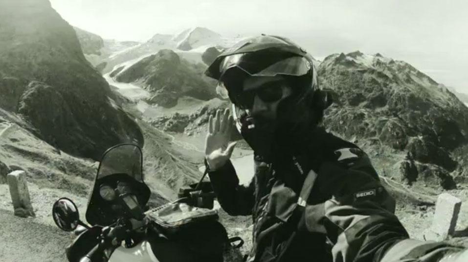 Moto Euro 2012 :: By Filmmaker Jesse Rosten