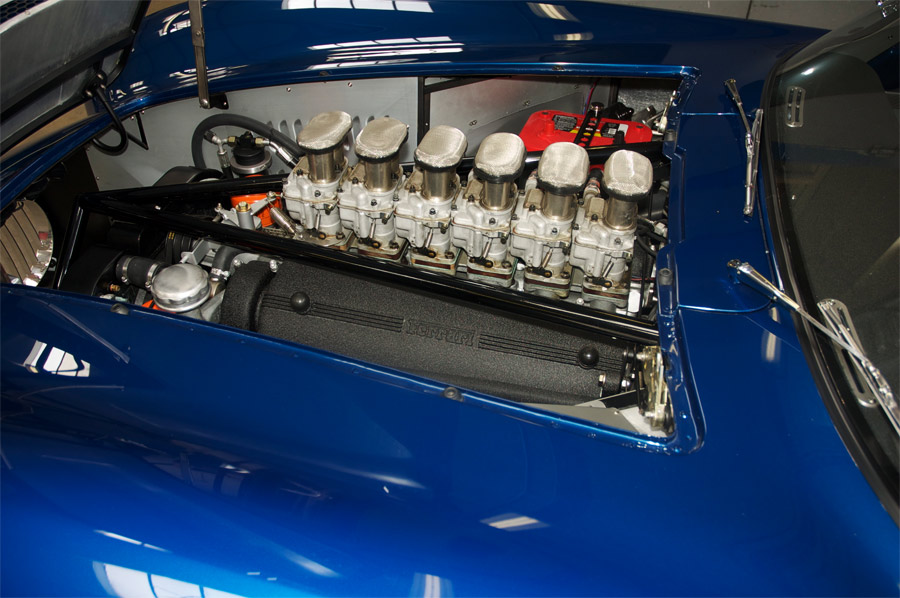 Gatto-Ferrari-Engine