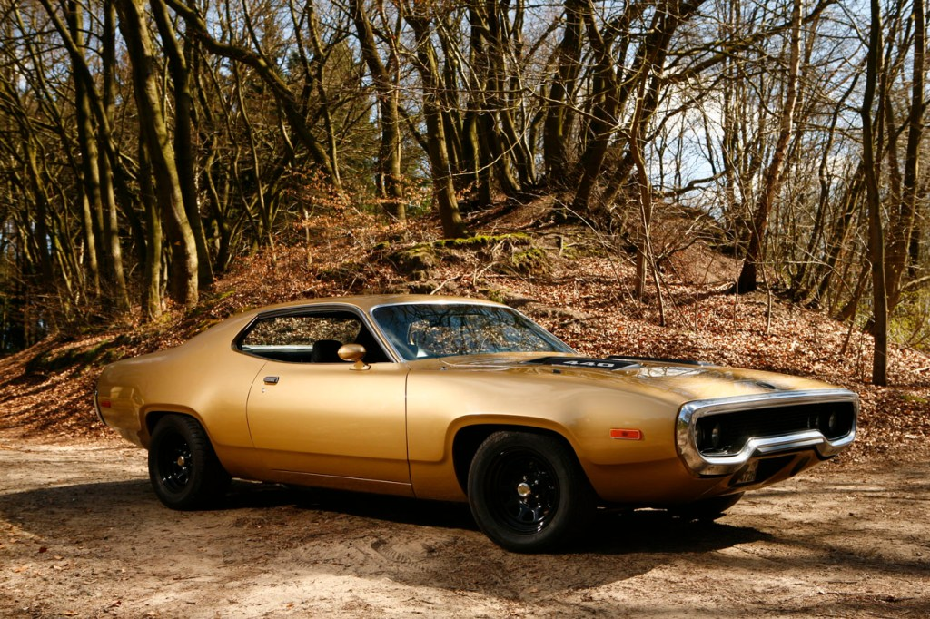 '72 Plymouth Satellite :: Kars n Shit
