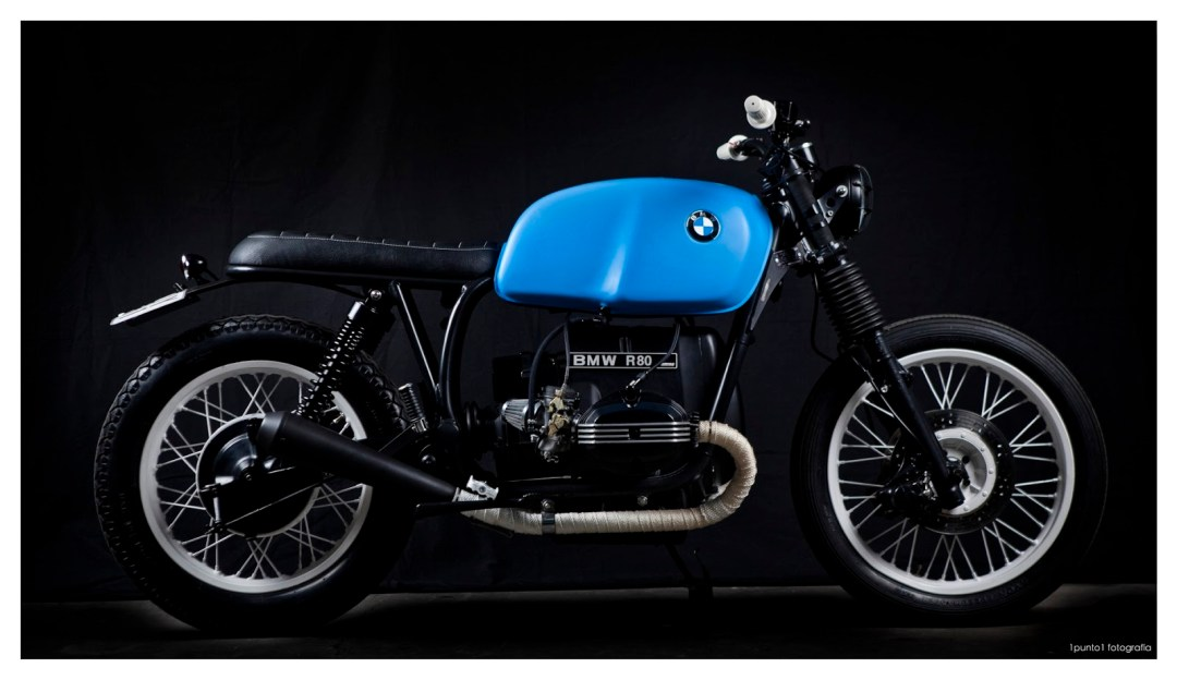 BMW R80 by Tarmac Custom Motorcycles :: via Straightspeed