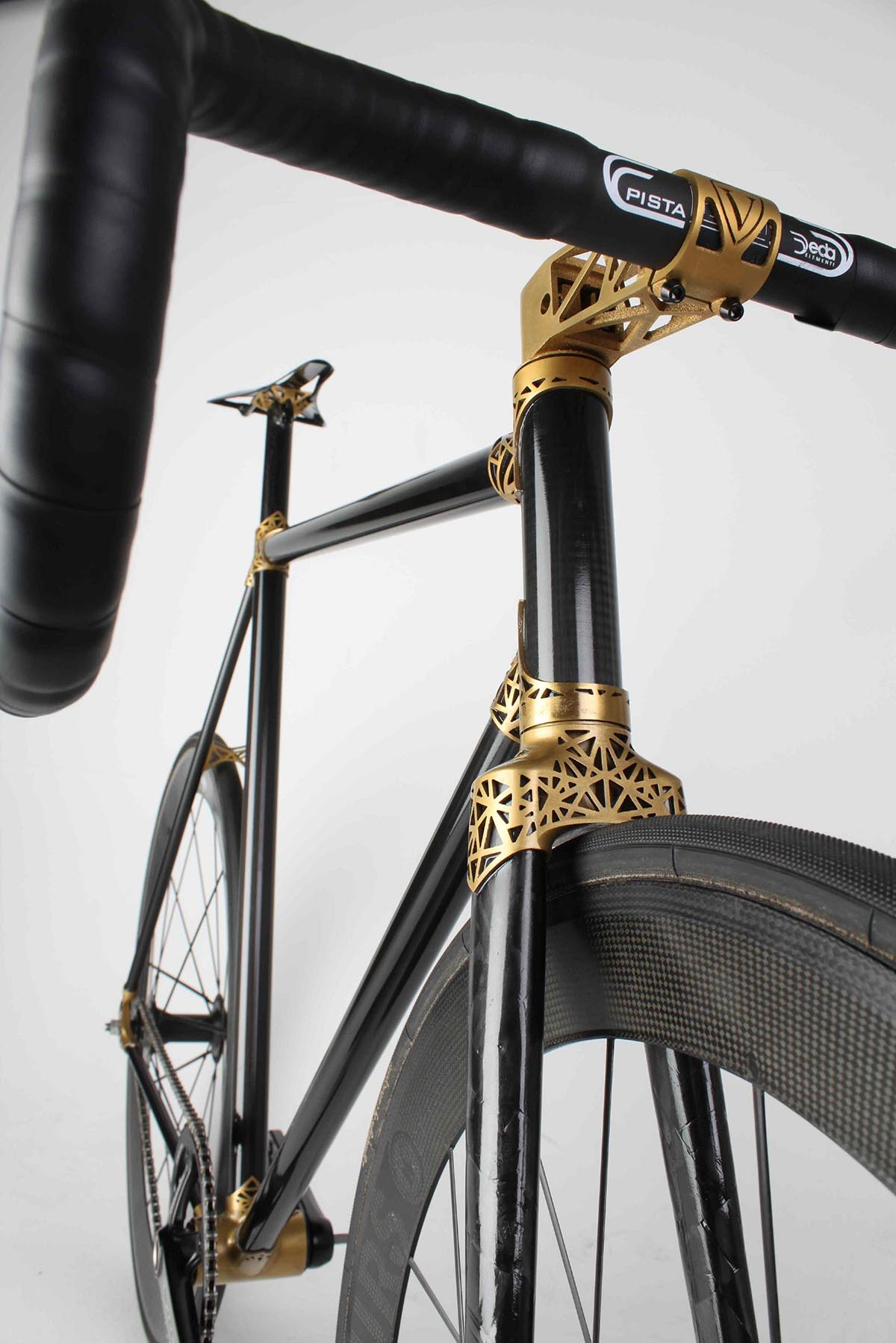 Bike Frame With 3d Printed Lugs By Ralf Holleis