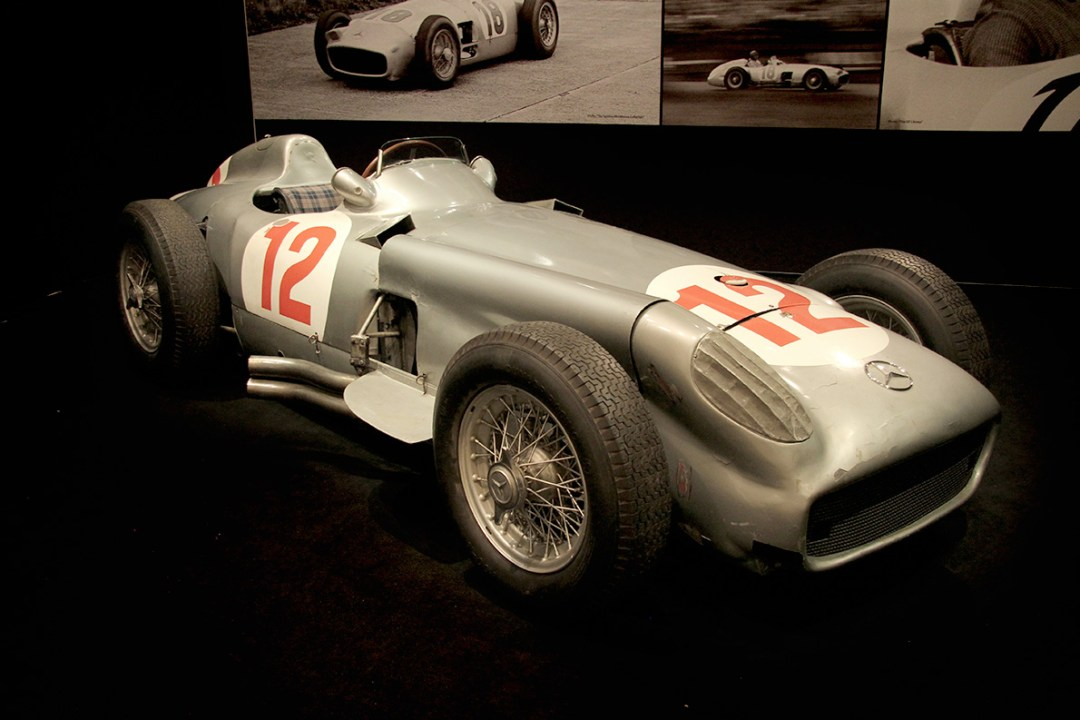 1954 Mercedes-Benz W196 :: Grand Prix Racing Car