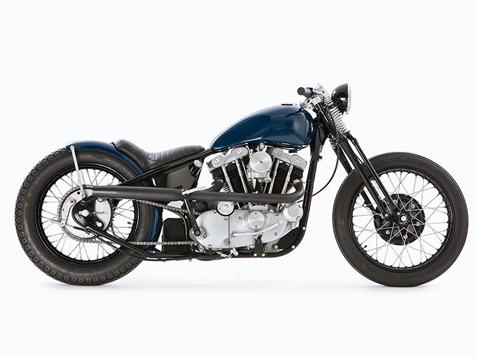 1976 Harley Davidson Sportster