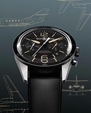Bell & Ross Vintage Falcon Collection