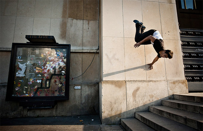 Parkour In Action :: Visual News
