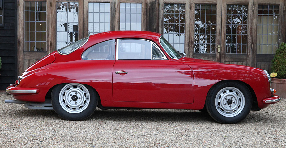 1965 Porsche 356 C Carrera 2 GT 904 Engine Typ 587/3 :: Maxted-Page Limited