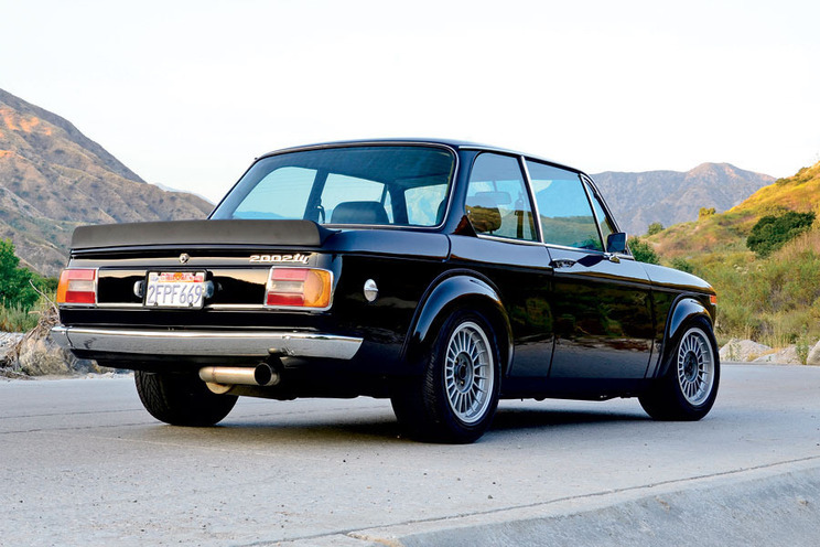 1974 BMW 2002 tii Turbo :: via Bring A Trailer