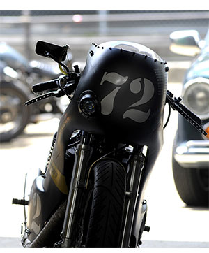 AN-BU Motorcycle Fairing