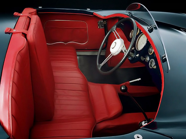 1935 Alfa Romeo 6C 2300 Aerodinamica Spider