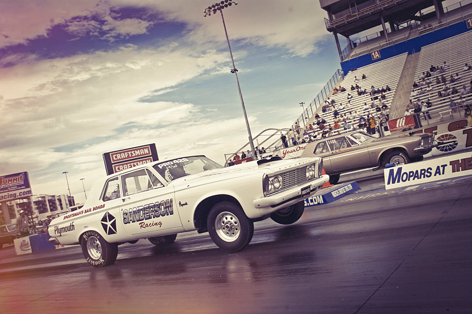 Mopars at The Strip :: Dirk Behlau