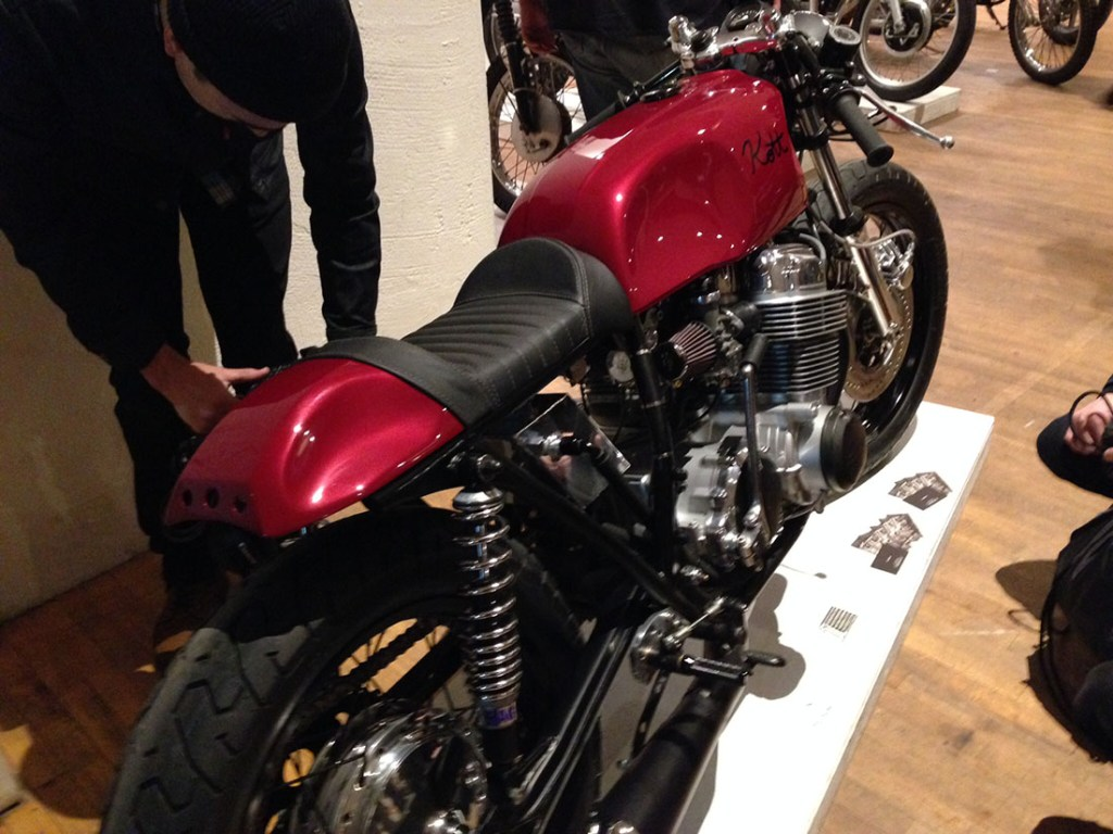 The One Motorcycle Show 2014