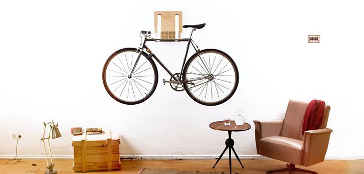 The .flxble Bike Dock