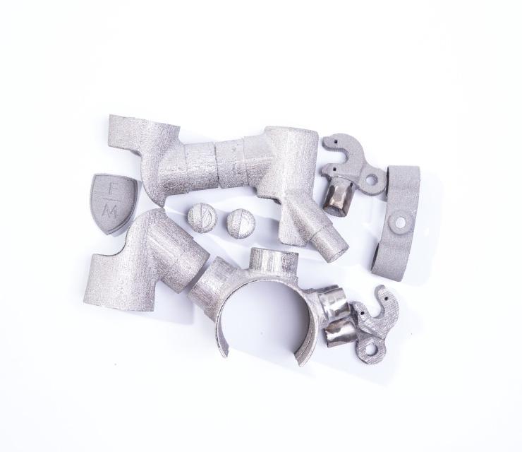 FM-3D Printed - Titanium Bicycle 13