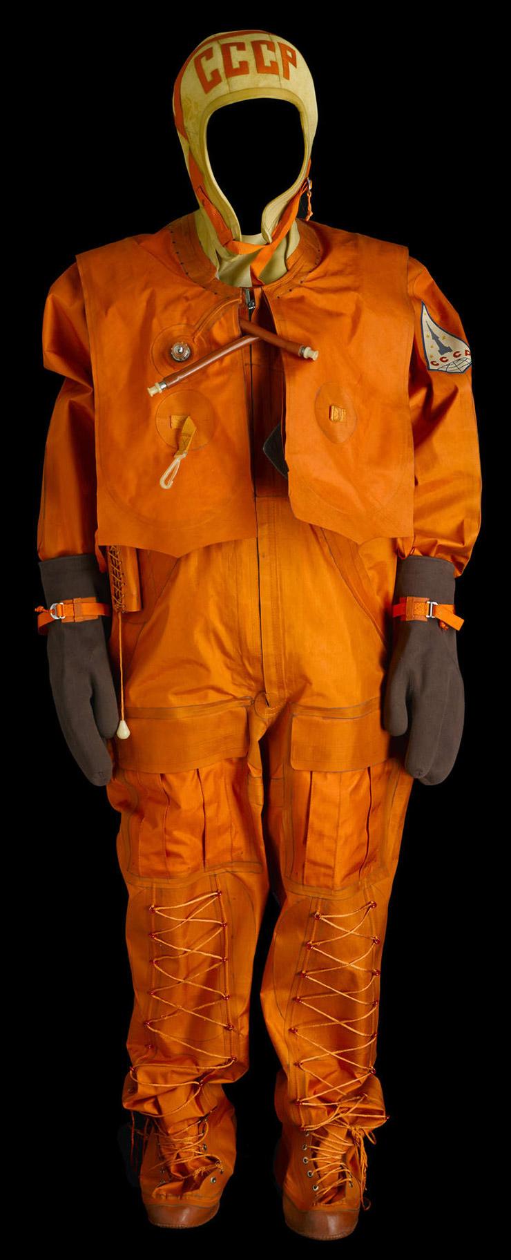 SOVIET SPACESUIT :: The Space History Sale - Bonhams
