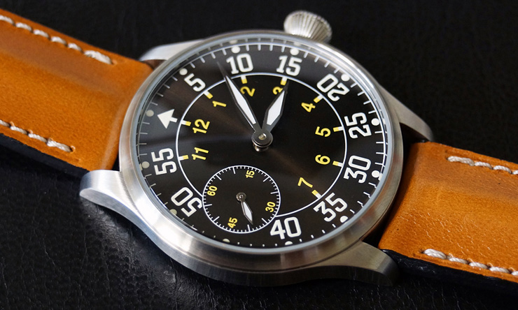 The Sunray Flieger Watch