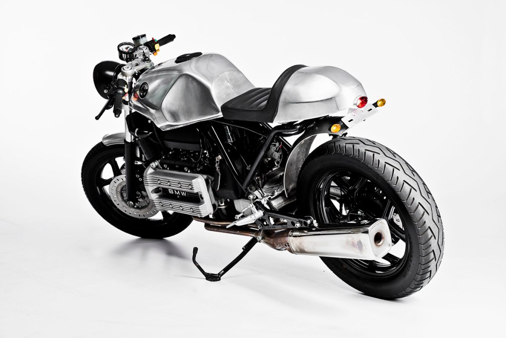 '84 BMW K100 by Marc Robrock