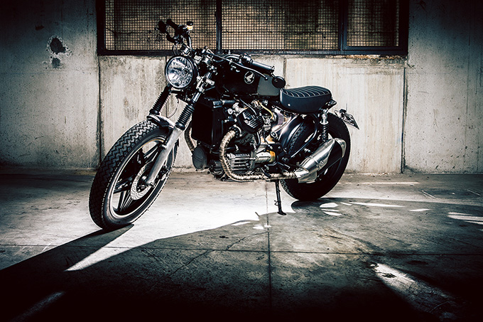 HondaX500 – Betty :: by M8 Design