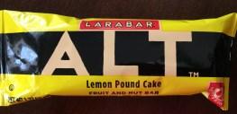 LARABAR ALT protein bars