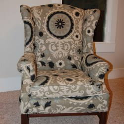 Office Chair Reupholstery and Office Chair Reupholstery I