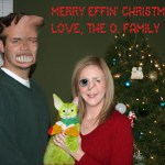Our 2010 Christmas Card!