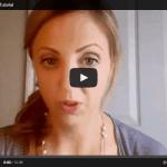 Gel Eyeliner Tutorial + Giveaway Winner!