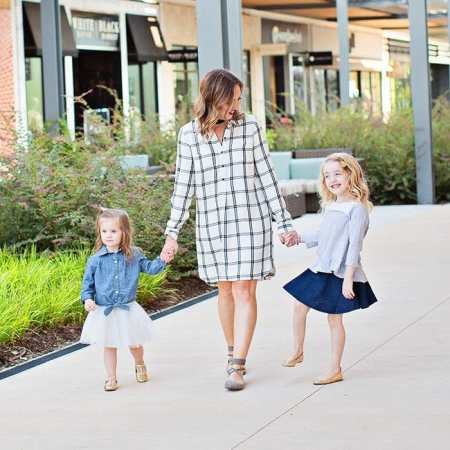 Mama + Mini Style: Fall Neutrals
