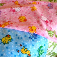 Easy Fleece Baby Blankets