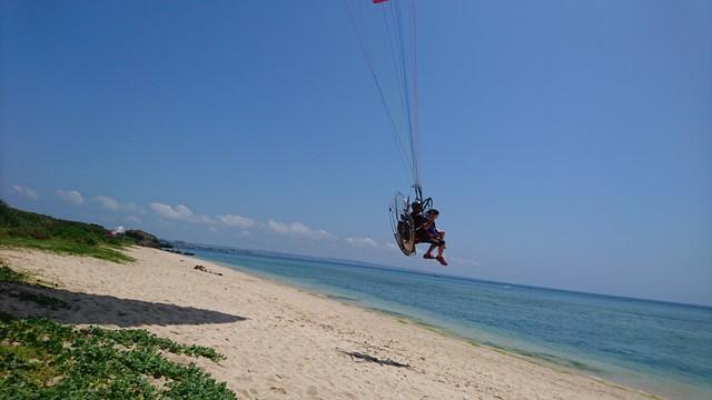 車椅子ユーザーも沖縄の空からコバルトブルーの海を眺めよう!