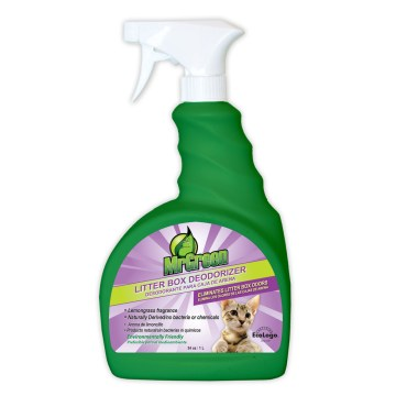 MrGreen Cat Litter Box Deodorizer