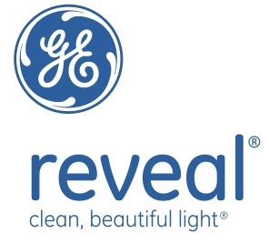 GE Lighting Reveal Logo 296x268 Makeover Any Room in 2014 with GE reveal (#Sponsored)