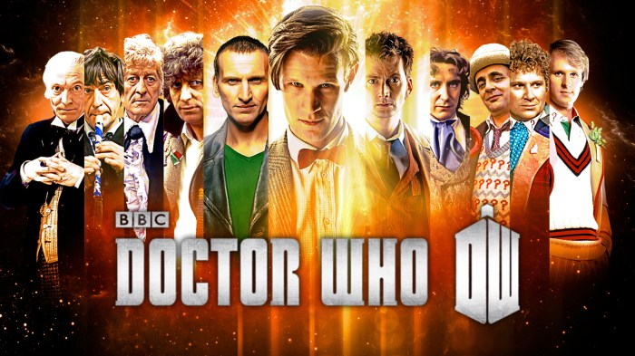 50 anos Doctor Who