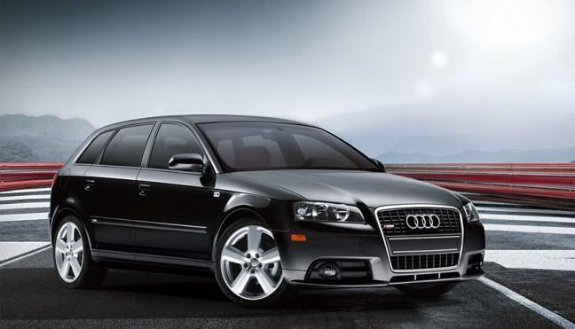 Modelo 3D do Audi