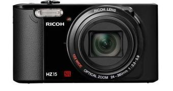 Ricoh HZ15 – compacta ultrazoom