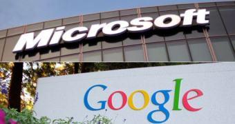 """Quando Google e Microsoft """"juntam forças"""" contra a espionagem americana, você sabe que a coisa ficou séria"""