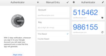 Google Authenticator para iOS ganha suporte ao iPhone 5 e tela Retina