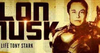 Elon Musk — que jura não ser Tony Stark — Demonstra tecnologia de prototipagem 3D