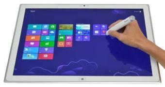 Tablet 4K de 20 polegadas da Panasonic será lançado em novembro custando dois rins