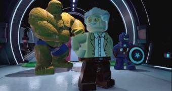 Stan Lee será um personagem jogável em LEGO Marvel Super Heroes. 'Nuff said